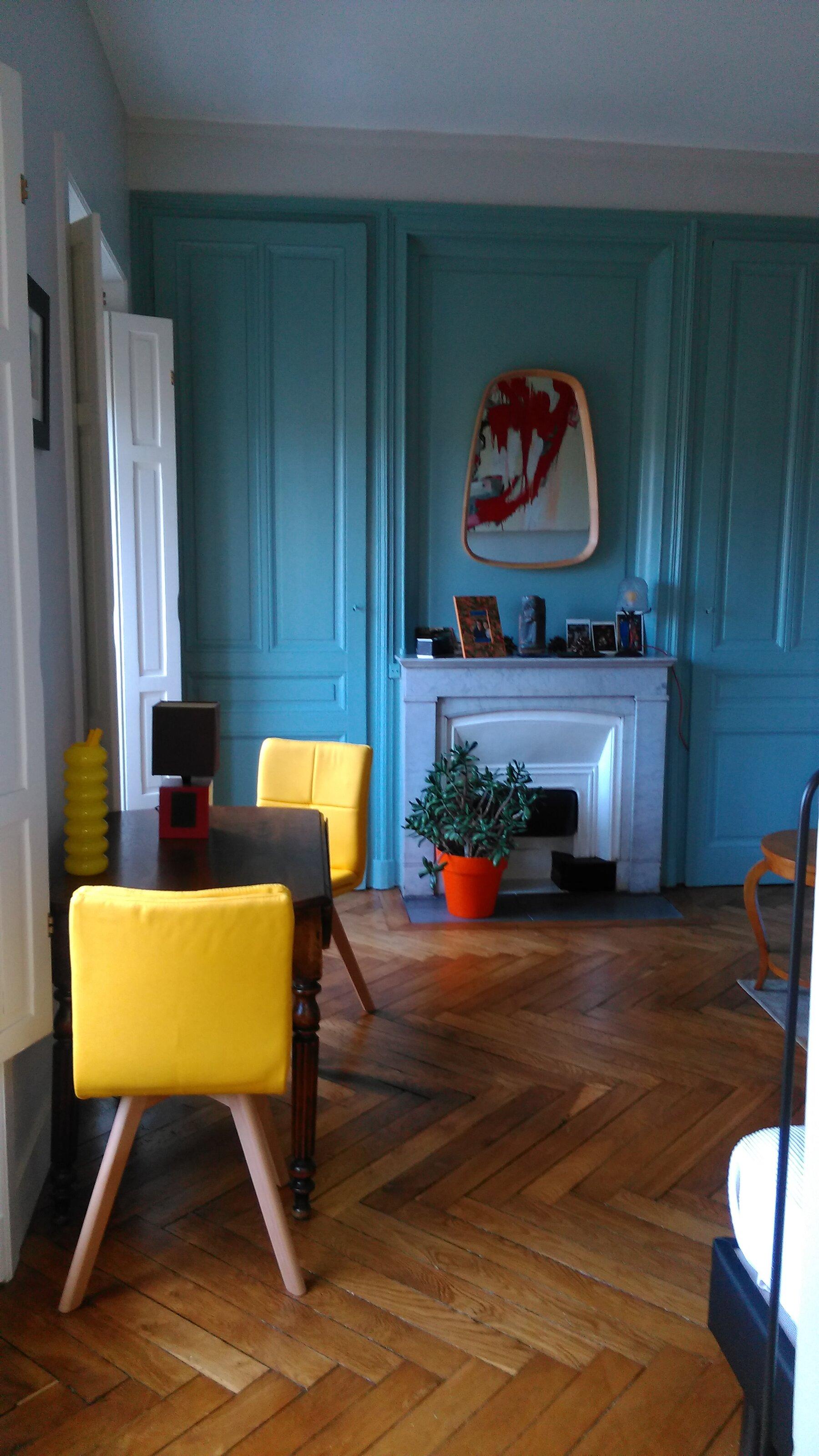Appartement bd de la croix rousse