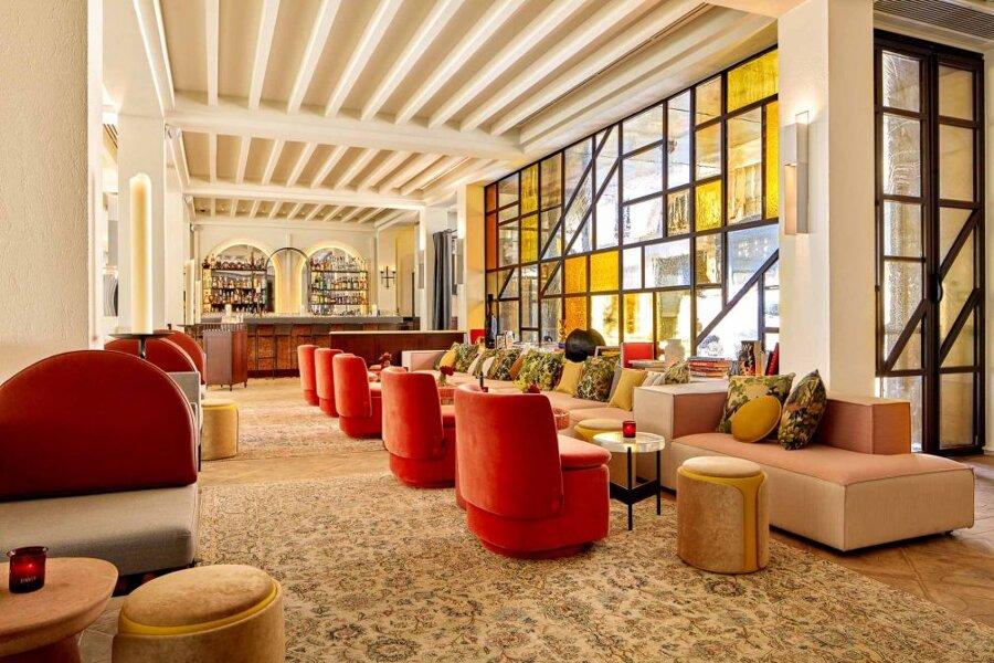 Projet Hôtel Sinner réalisé par un architecte Archidvisor