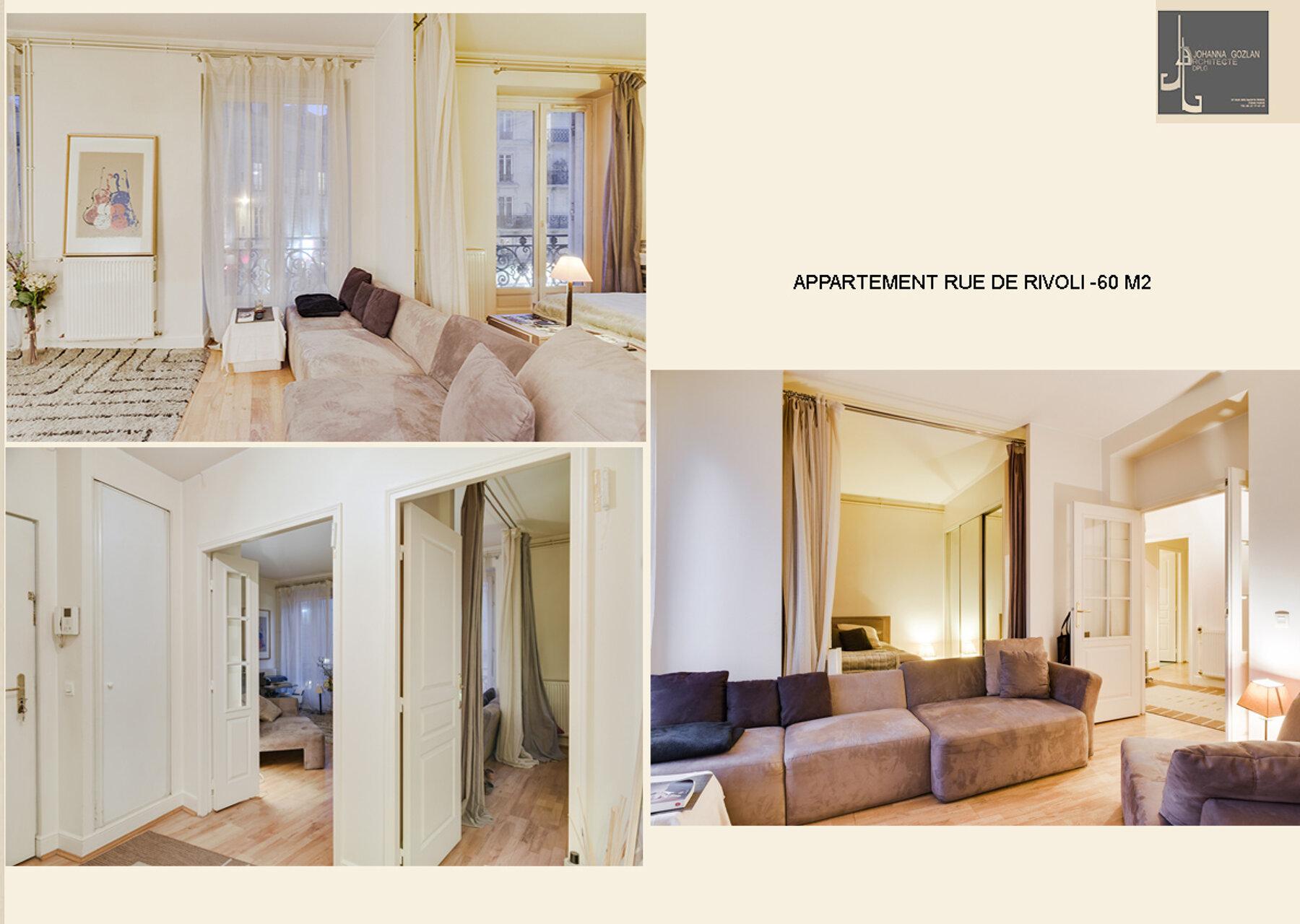appartement RUE DE RIVOLI