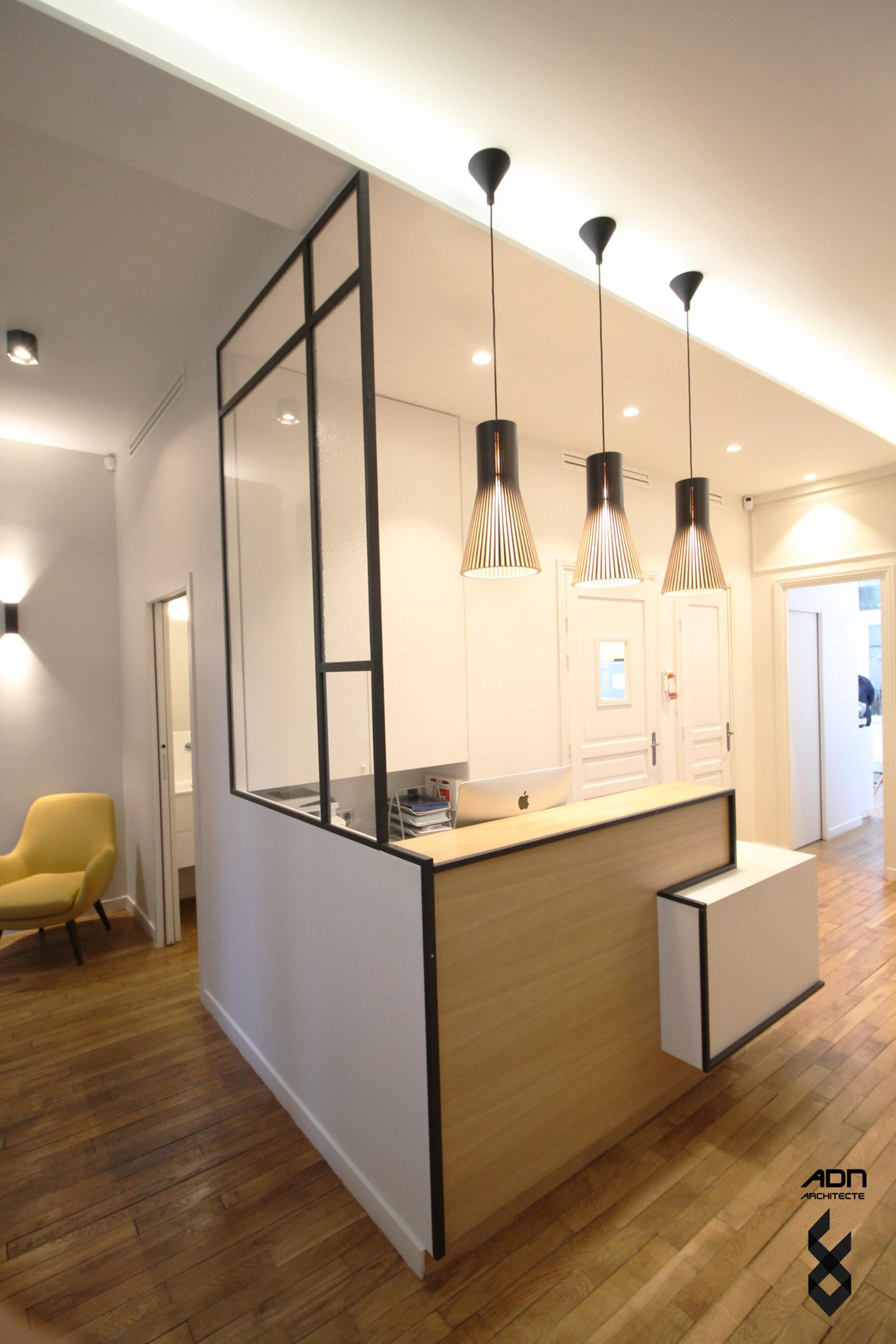 Cabinet dentaire, Paris 15ème
