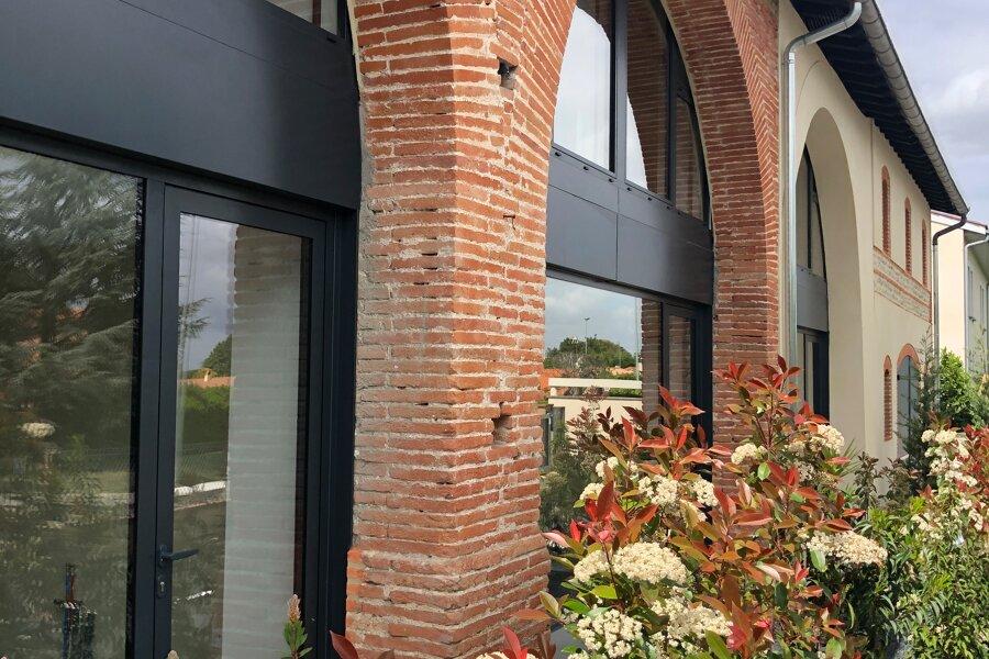 Projet Transformation bâtiment classé petit patrimoine réalisé par un architecte Archidvisor