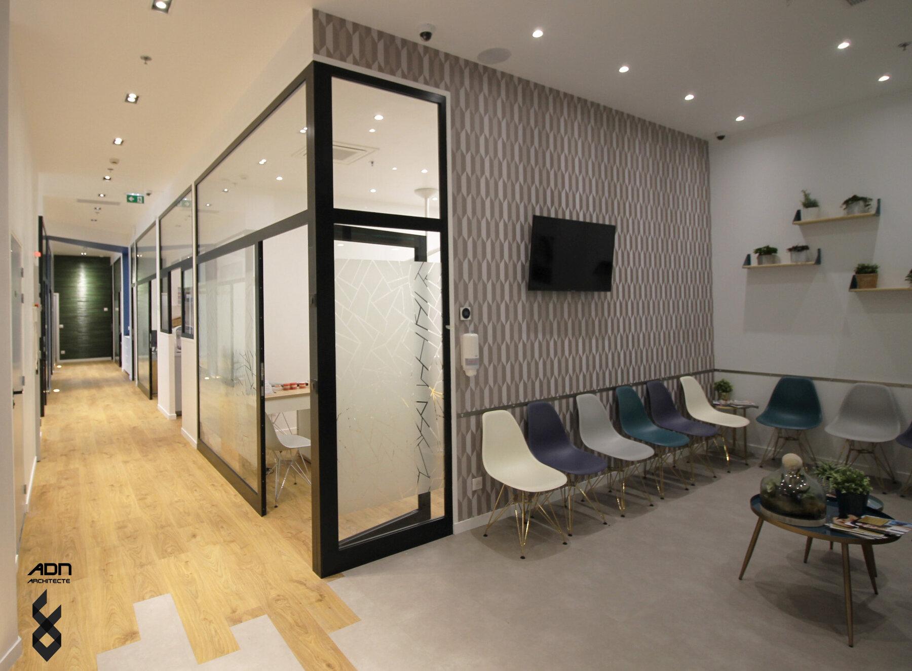 Centre dentaire, Fontenay