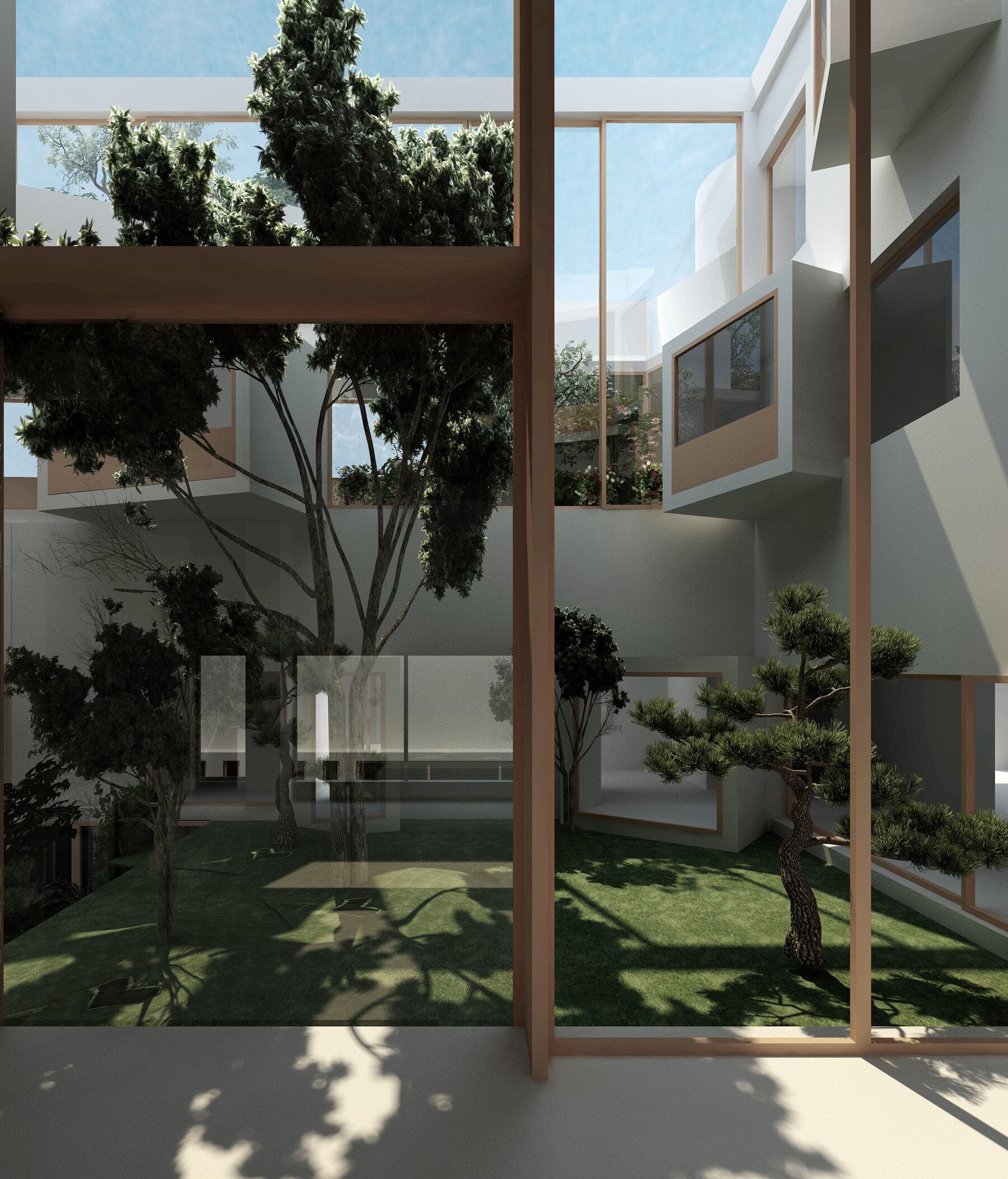 Maison à ChangChun