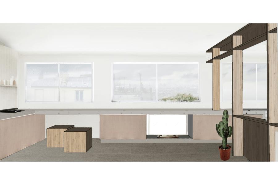 DMR - Rénovation d'un appartement