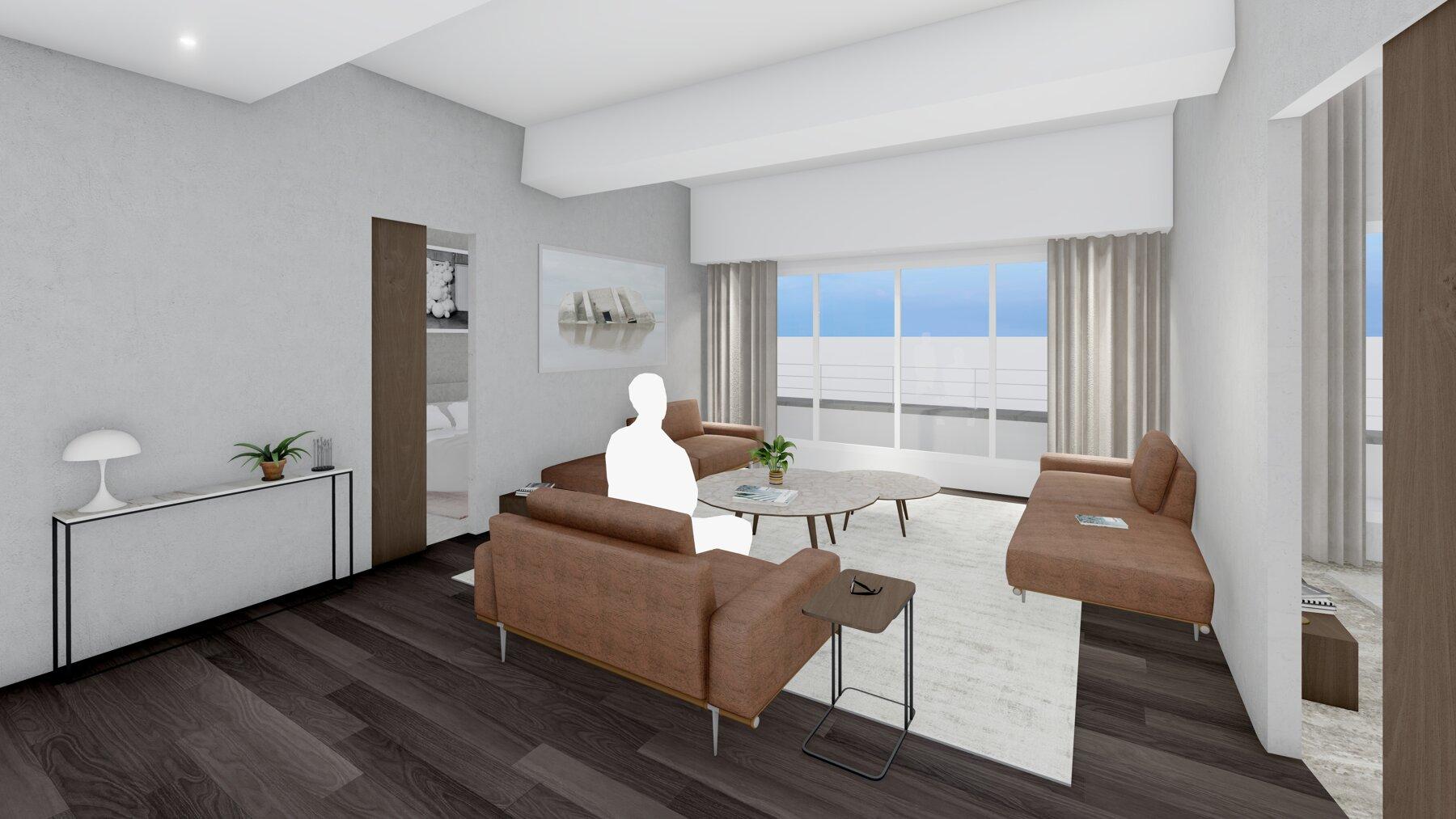 JCB - Rénovation d'un appartement