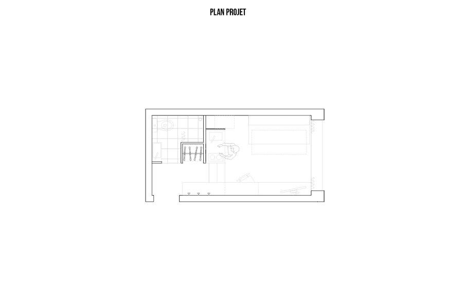 ALPH - Rénovation d'un garage en Tiny House