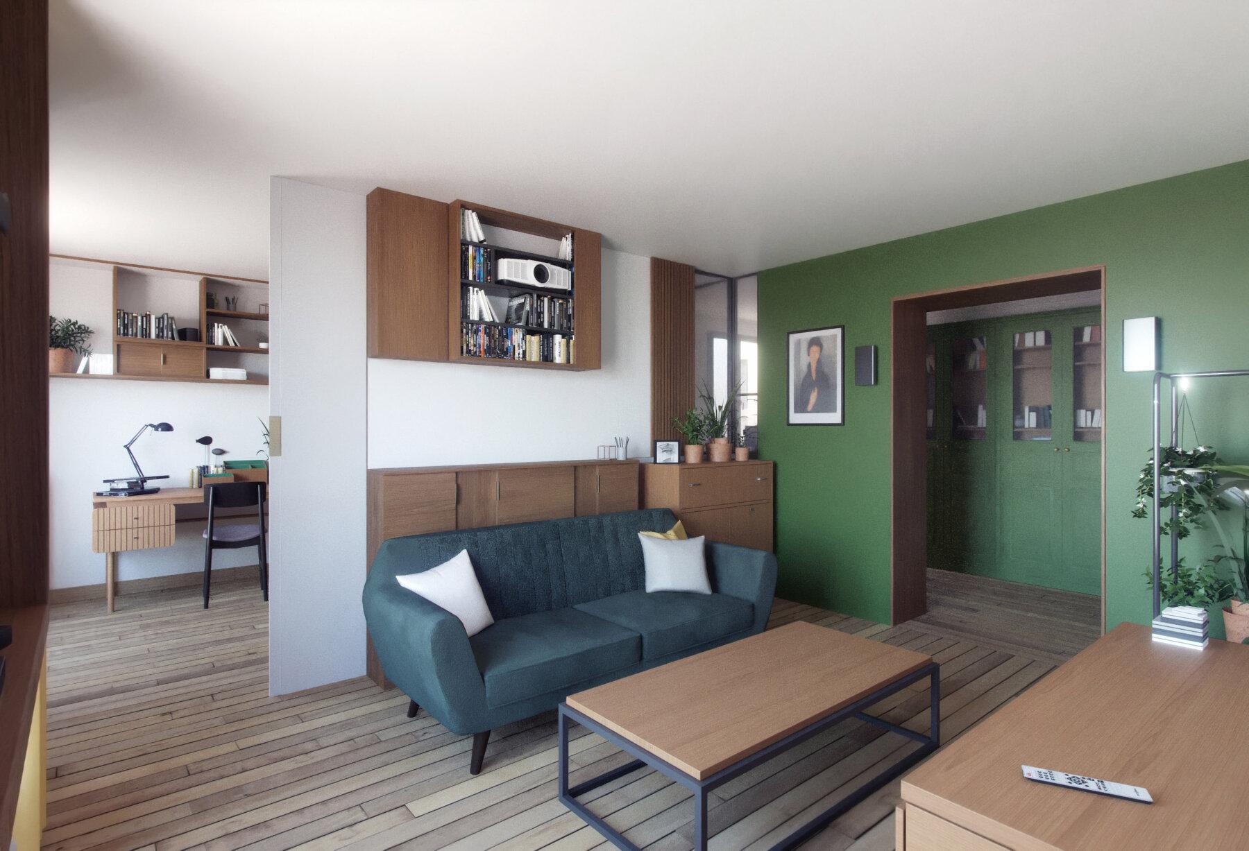 Appartement CB