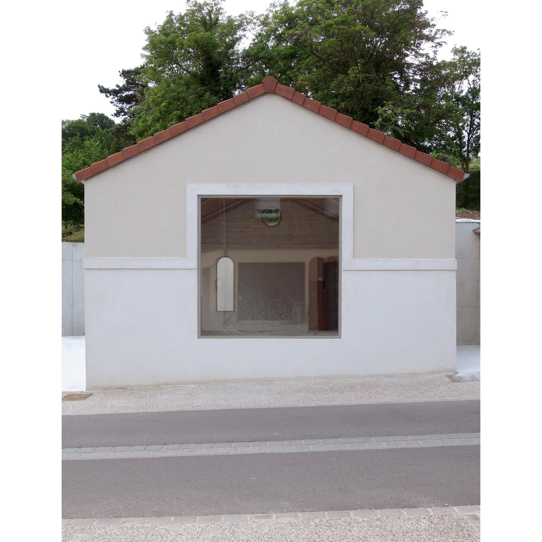 DOMAINE LANGLOIS - Équipement culturel + espaces publics et jardins, Hautvillers (51)