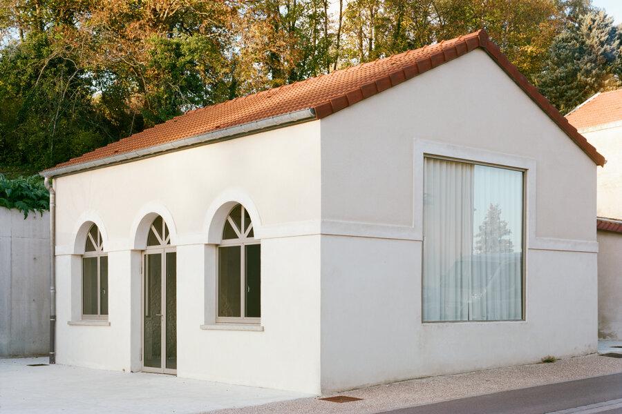 DOMAINE PIERRE CHEVAL - Équipement culturel + espaces publics et jardins, Hautvillers (51)