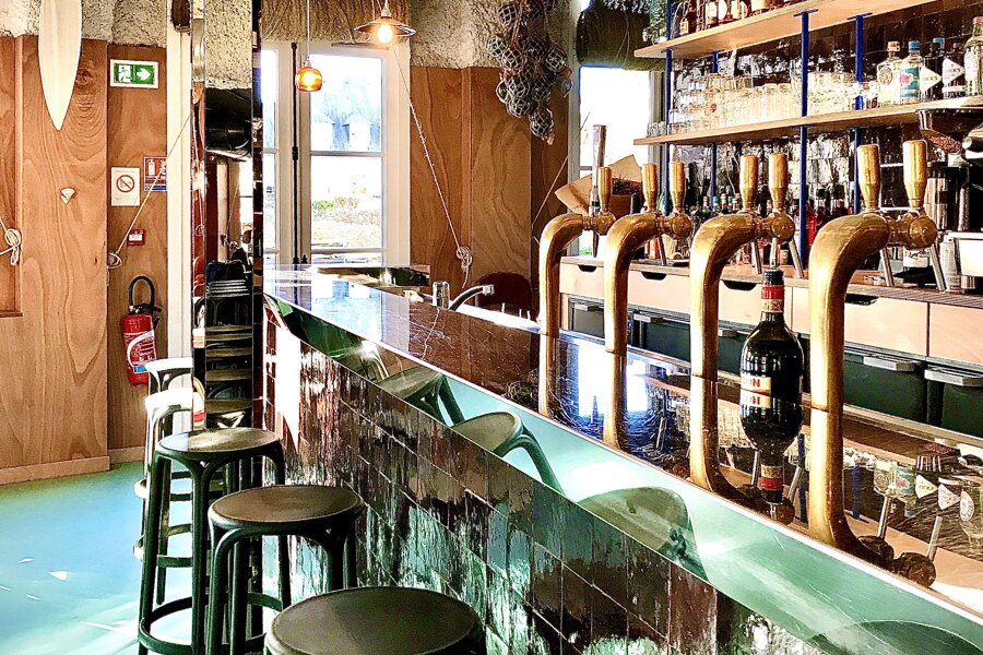 LA CAVALE - Restructuration et aménagement d'un restaurant, Rennes (35)
