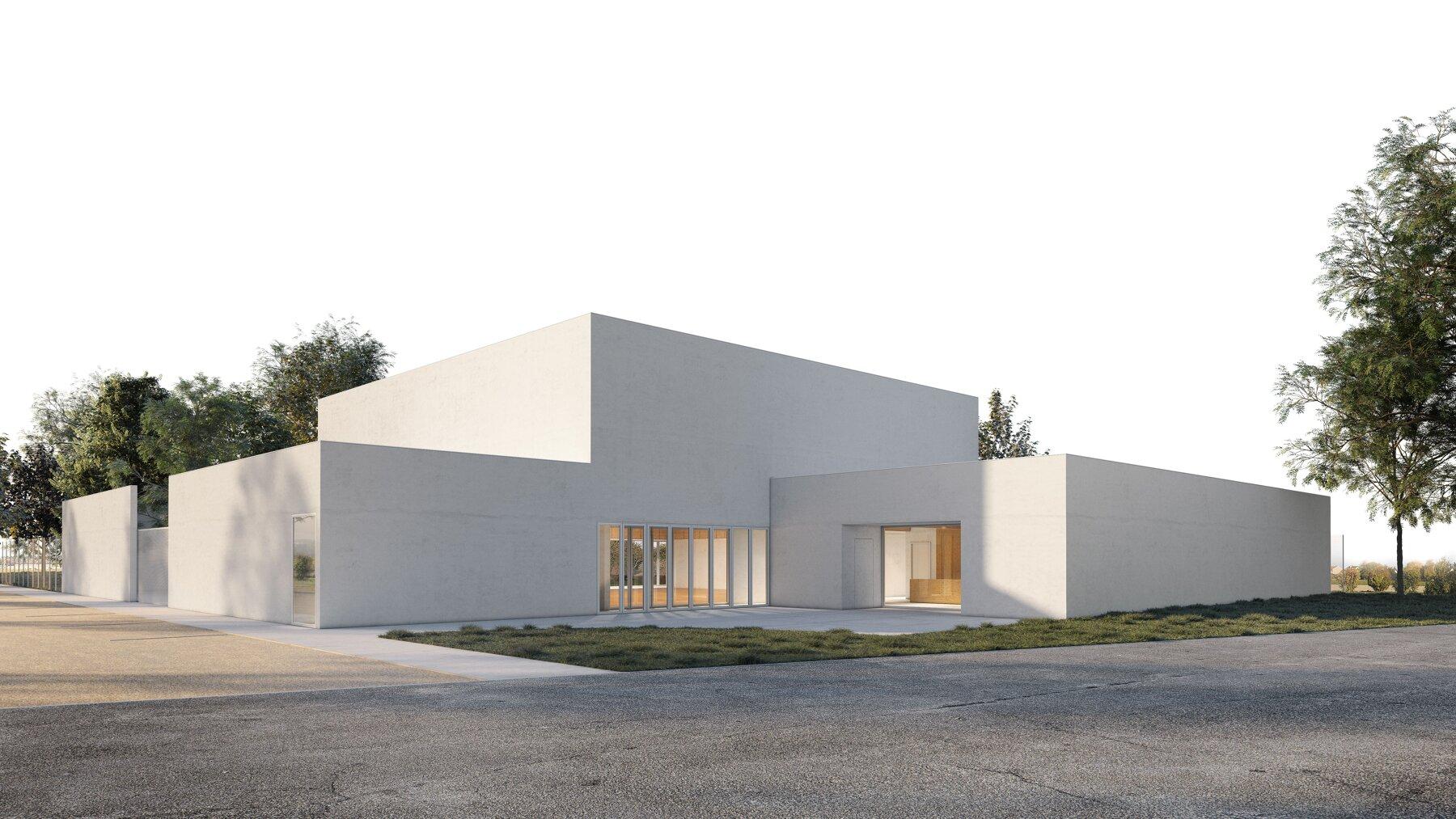MOURMELON - Construction d'un centre socio-culturel, Mourmelon (51), concours