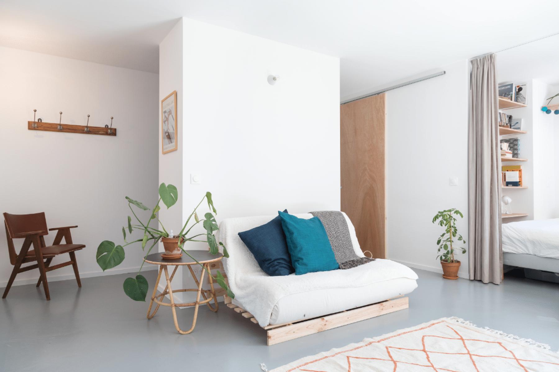 APPARTEMENT GUADELOUPE - Rénovation d'un appartement, Paris 18e
