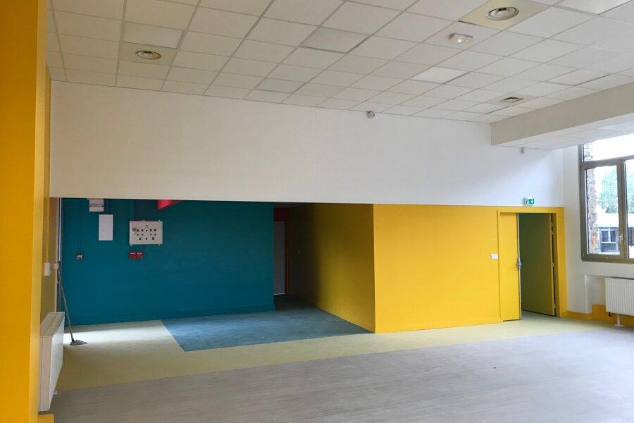 Restructuration d'une maternelle