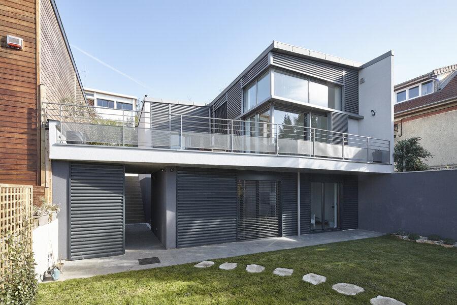 Construction d'une maison individuelle - Fontenay