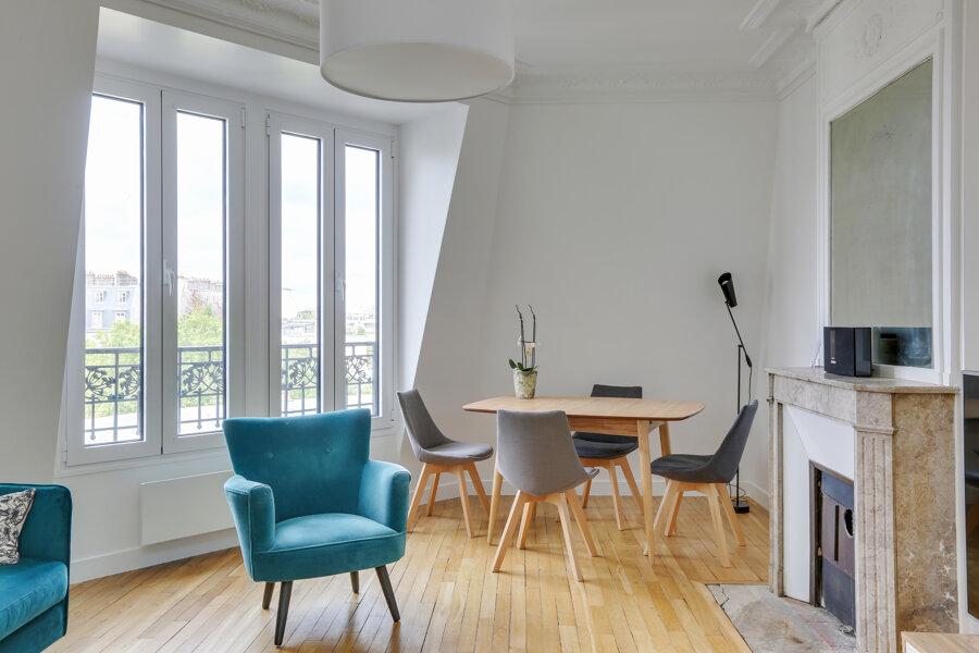 Projet SAINT-JACQUES réalisé par un architecte Archidvisor