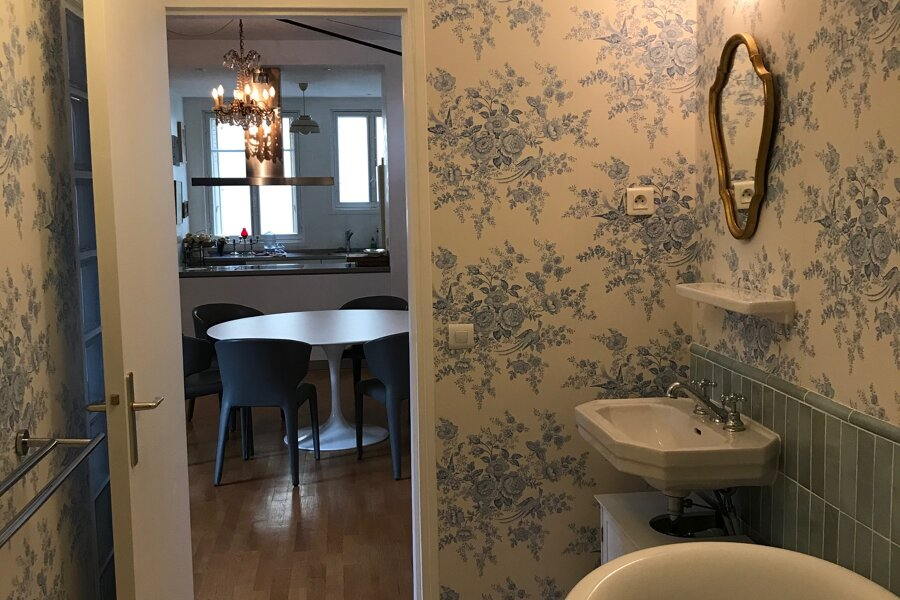 Rénovation d'une salle de bain et espace chambre