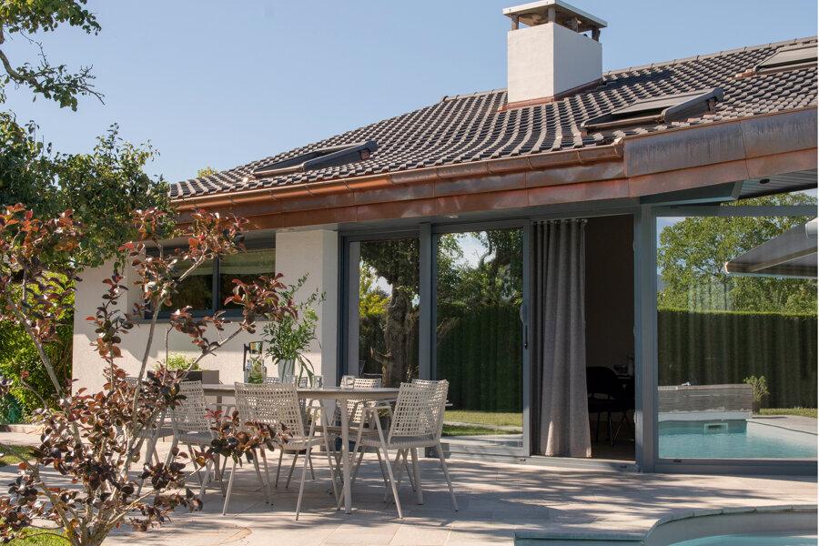 Projet Villa M réalisé par un architecte Archidvisor