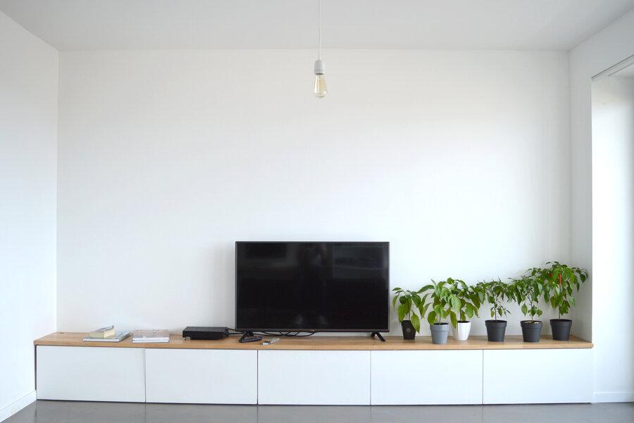 Réhabilitation d'un appartement blvd des Minimes