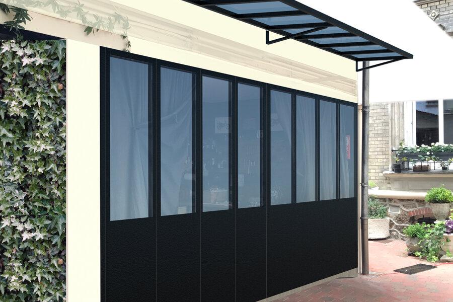 Rénovation d'un garage en atelier