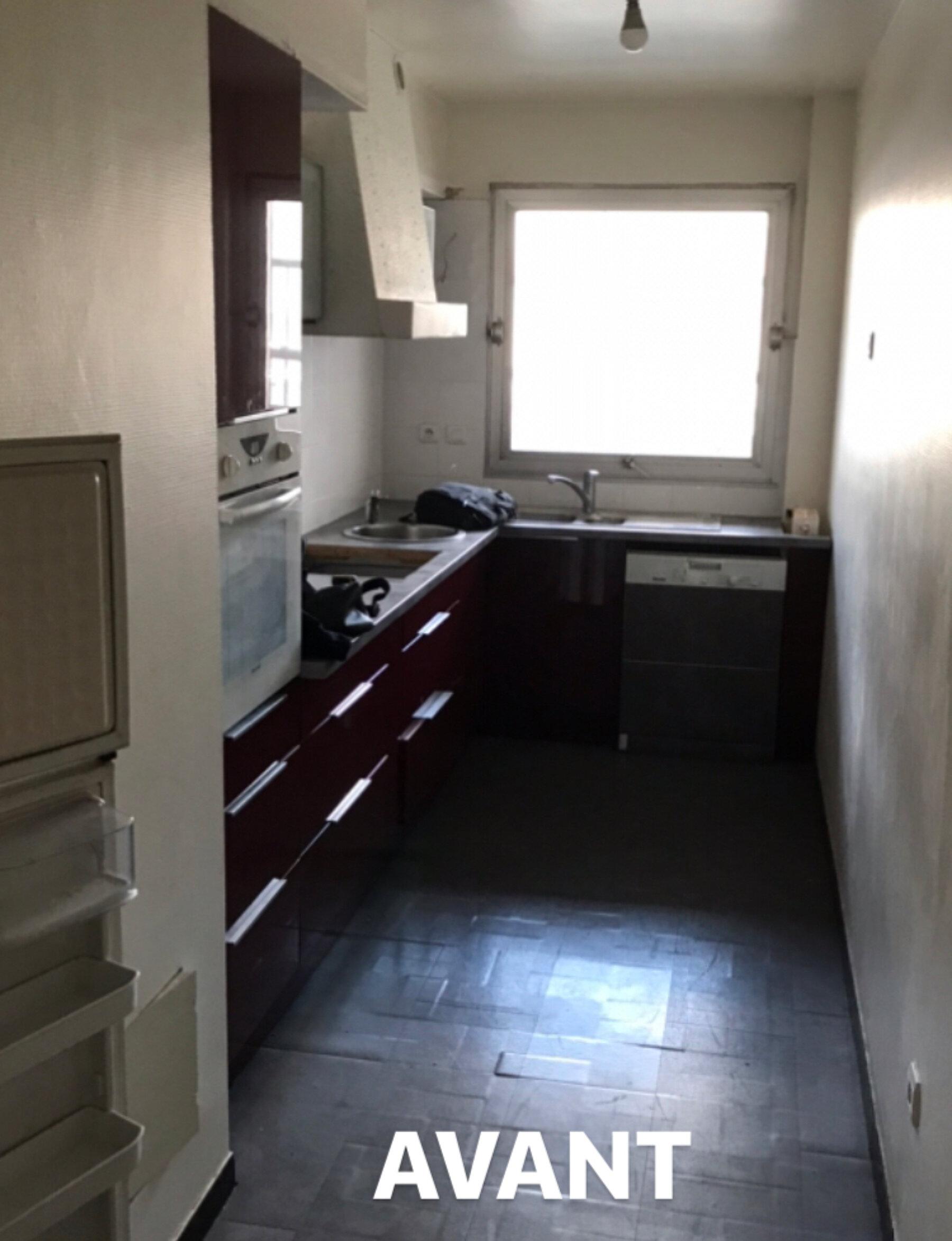 Rénovation complète d'un appartement, Paris