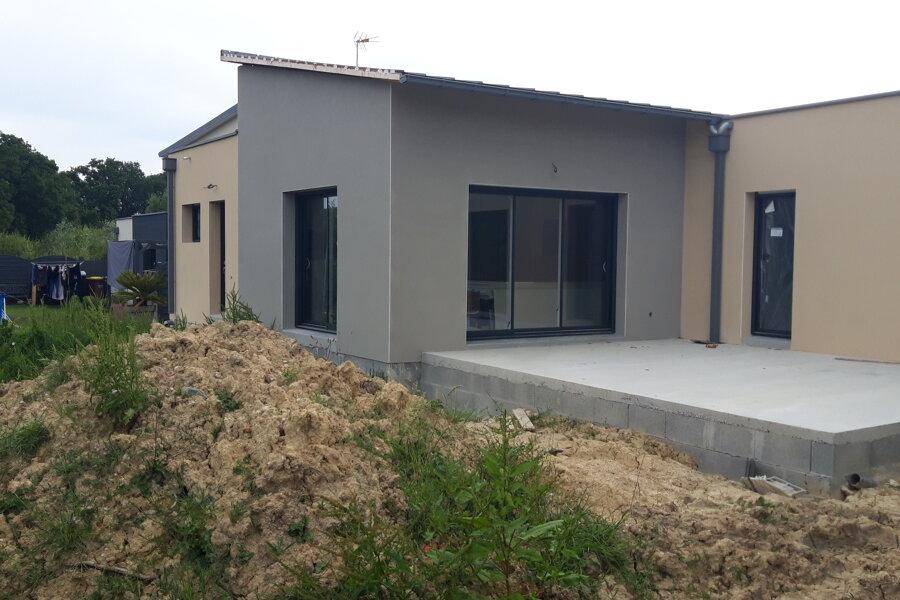 Maison contemporaine Plessé