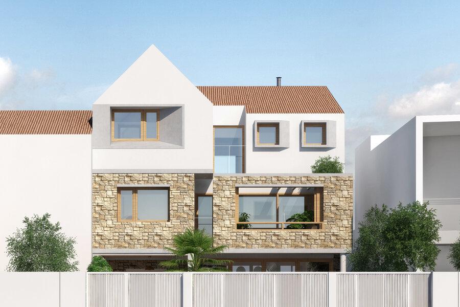 Extension et surélévation de maison à Joinville-Le-Pont