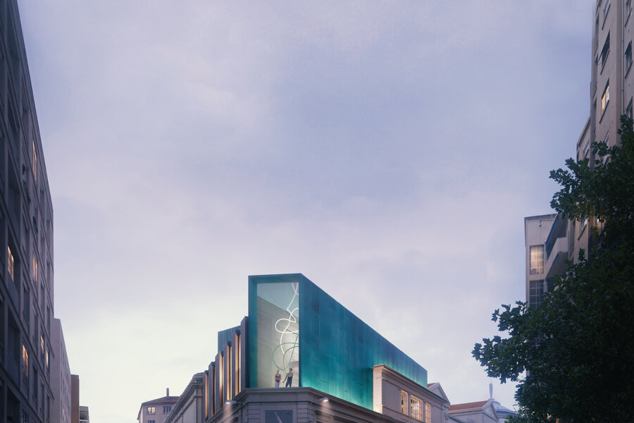 Extension et restructuration du Palais Guimet