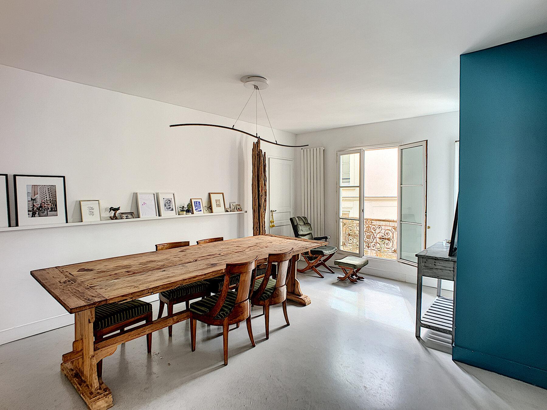 Appartement de charme 60 m² - Paris 5