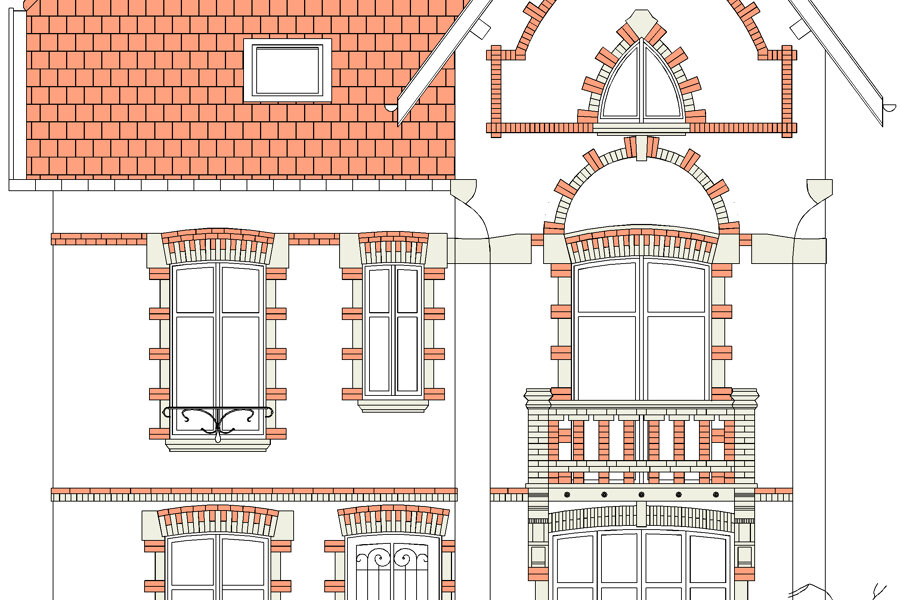 Rénovation d'une maison 1900