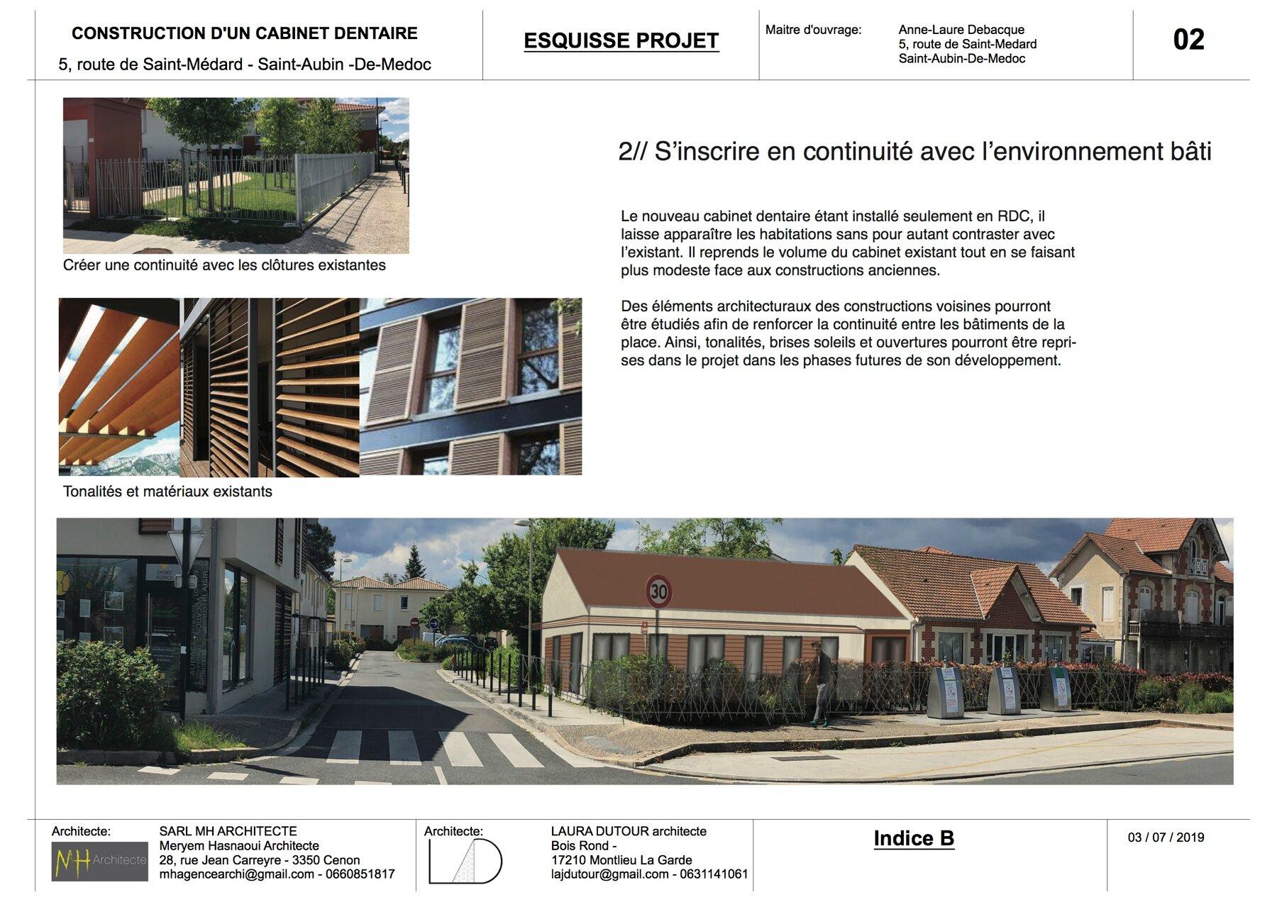 Construction neuve - Equipement administratif par un architecte Archidvisor