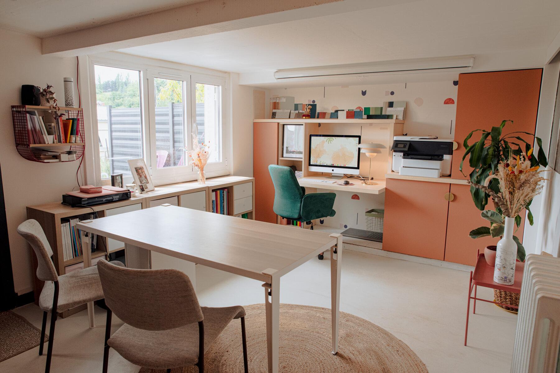 Réaménagement intérieur - Bureaux par un architecte Archidvisor