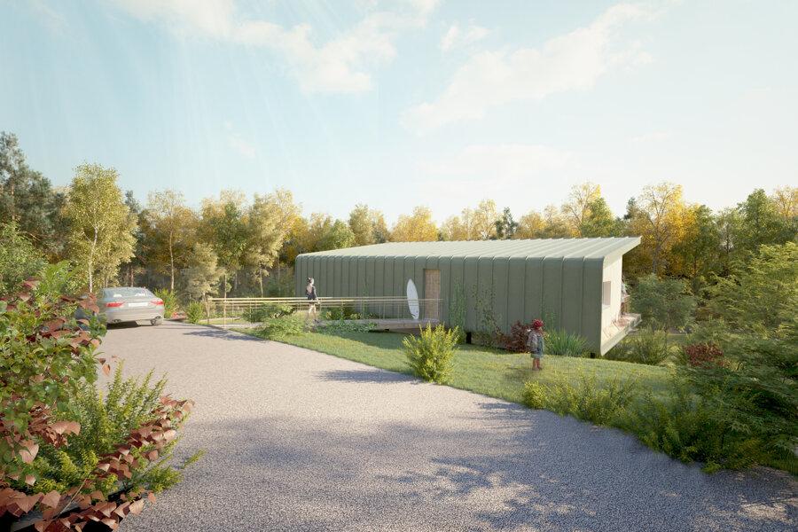 Projet Villa BBC - Saint martin réalisé par un architecte Archidvisor