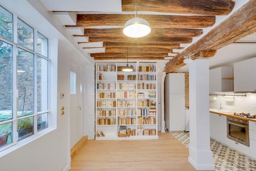 Projet CARDINAL LEMOINE réalisé par un architecte Archidvisor