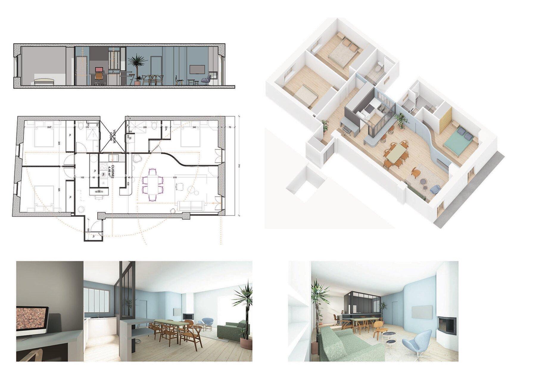 Appartement BDX