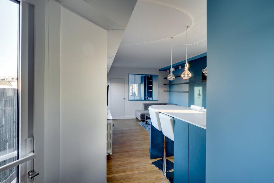 Projet Le Grand Bleu réalisé par un architecte Archidvisor