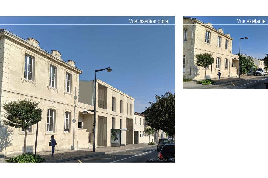 Projet M - Construction résidence