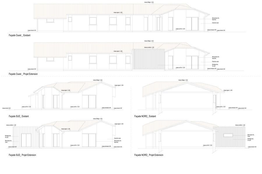 Projet D - Extension