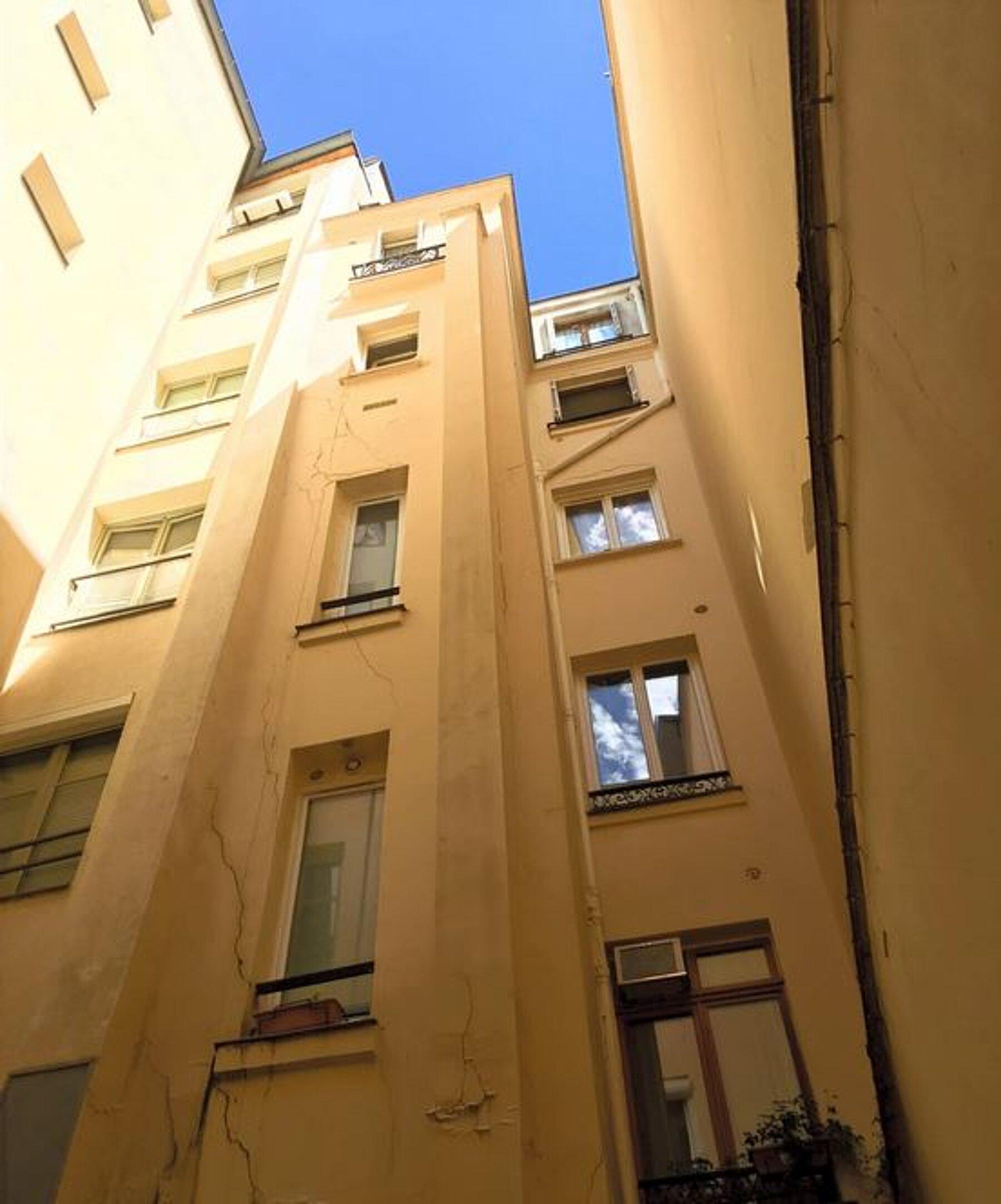 Appartement 2ème arr. Paris