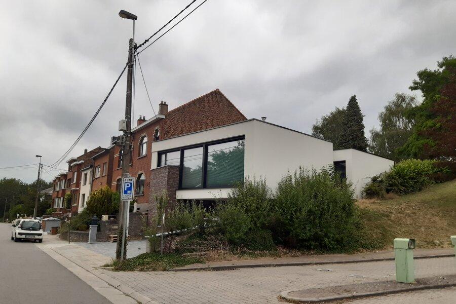 Nouvelle maison trois façades