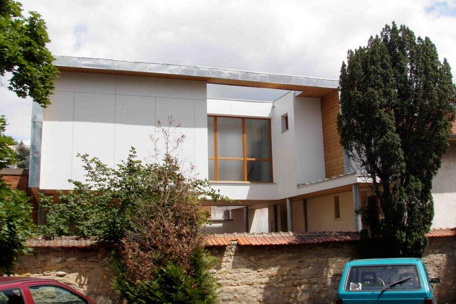 Extension et rénovation bioclimatique à Saint-Maur