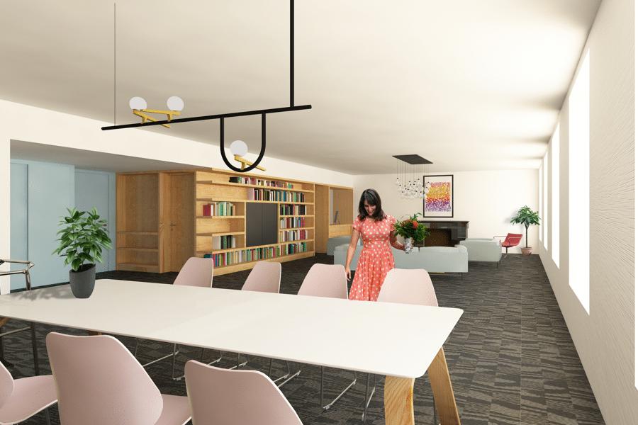 Projet Amenagement d'un loft à Cherbourg réalisé par un architecte Archidvisor