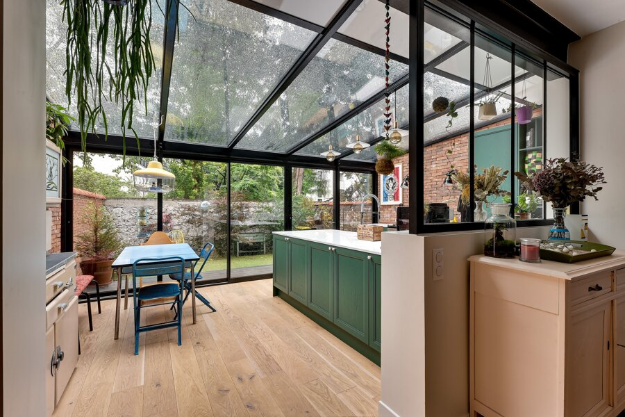 Projet SAINT-DENIS réalisé par un architecte Archidvisor