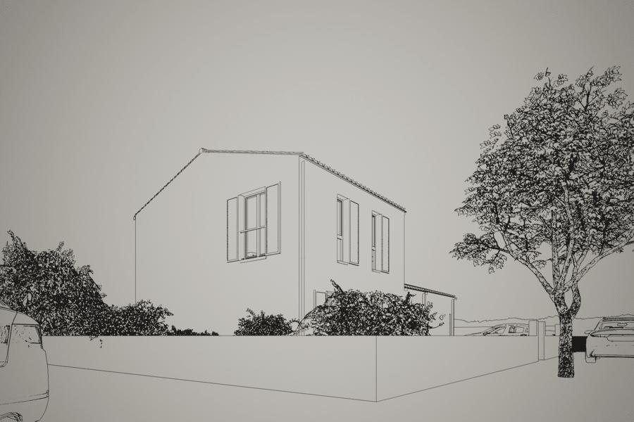 Projet Projet La Rochelle 1 réalisé par un architecte Archidvisor
