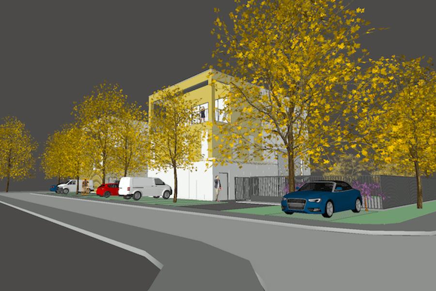 Projet LOCAUX ACTIVITÉS réalisé par un architecte Archidvisor