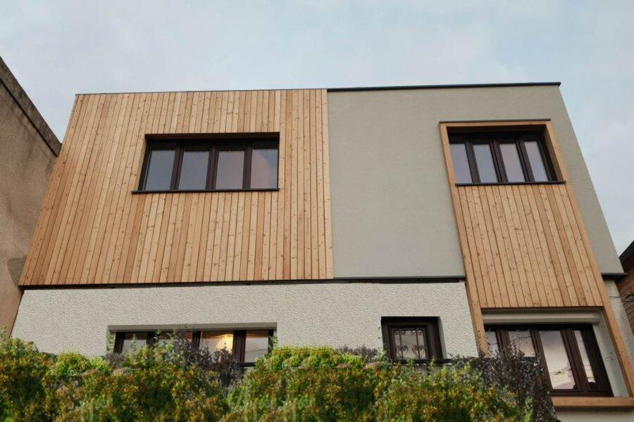 Projet SURELEVATION PAVILLION réalisé par un architecte Archidvisor