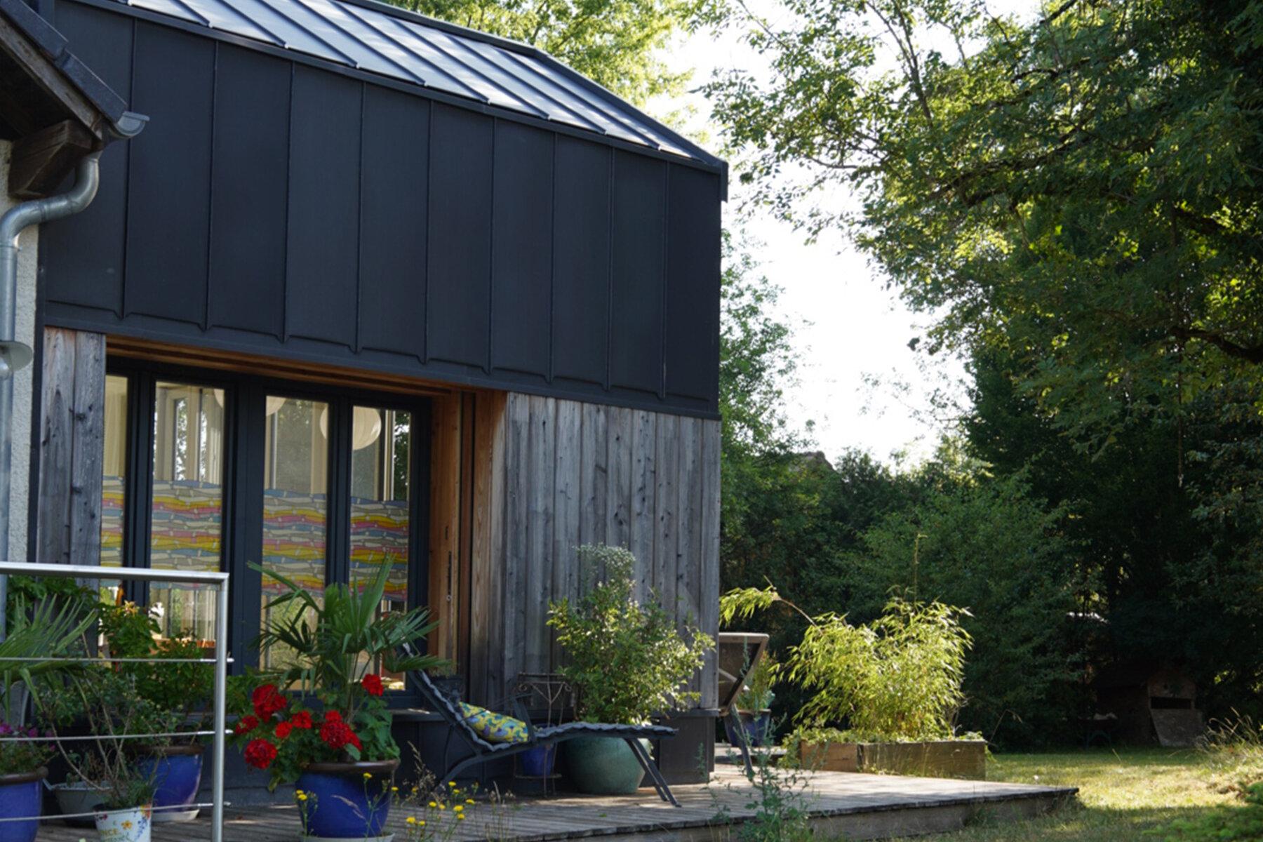 Photo Couverture de Thibault Girardi - Réalisations architecte Archidvisor