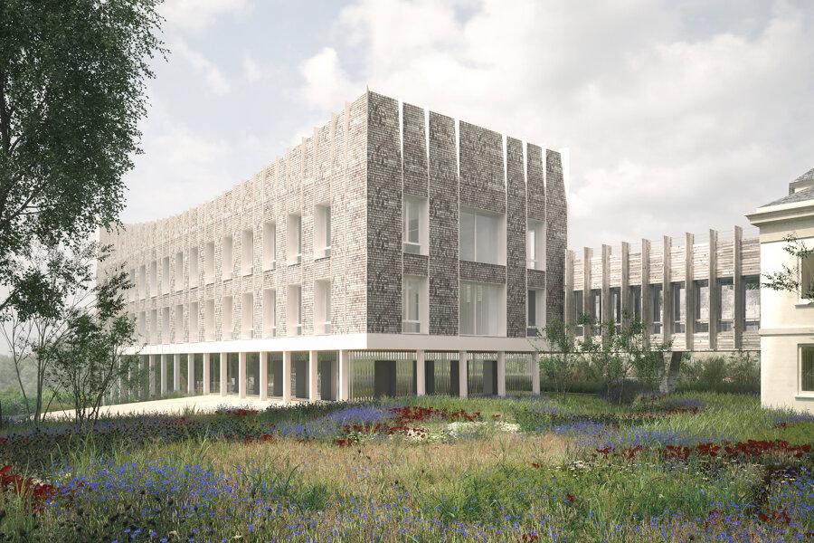 Projet EXTENSION MAISON DU DEPARTEMENT réalisé par un architecte Archidvisor