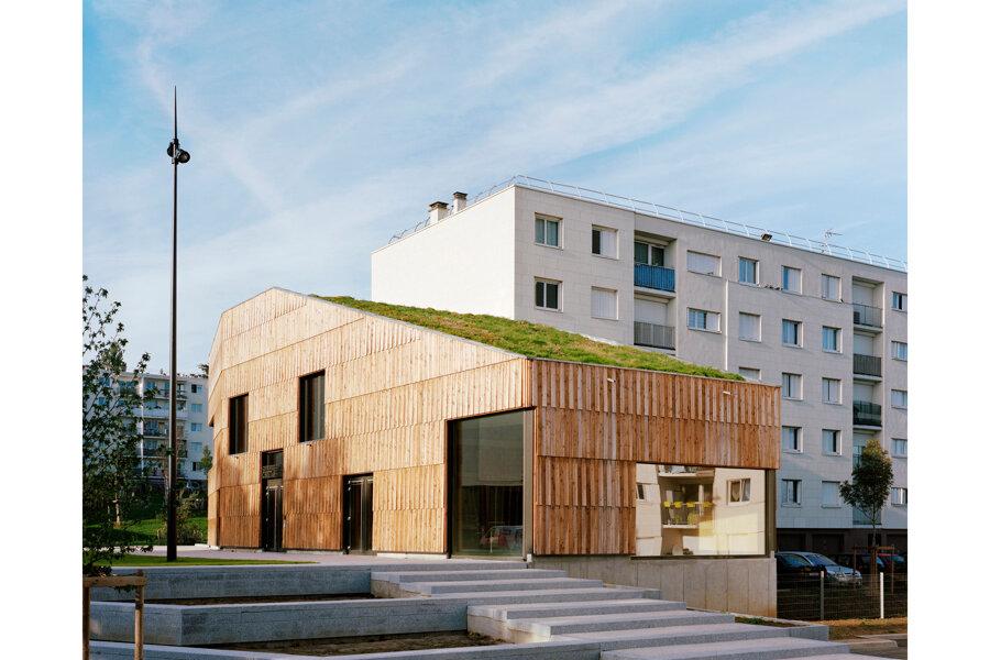 Projet CENTRE SOCIO CULTUREL SAINT MARIN réalisé par un architecte Archidvisor