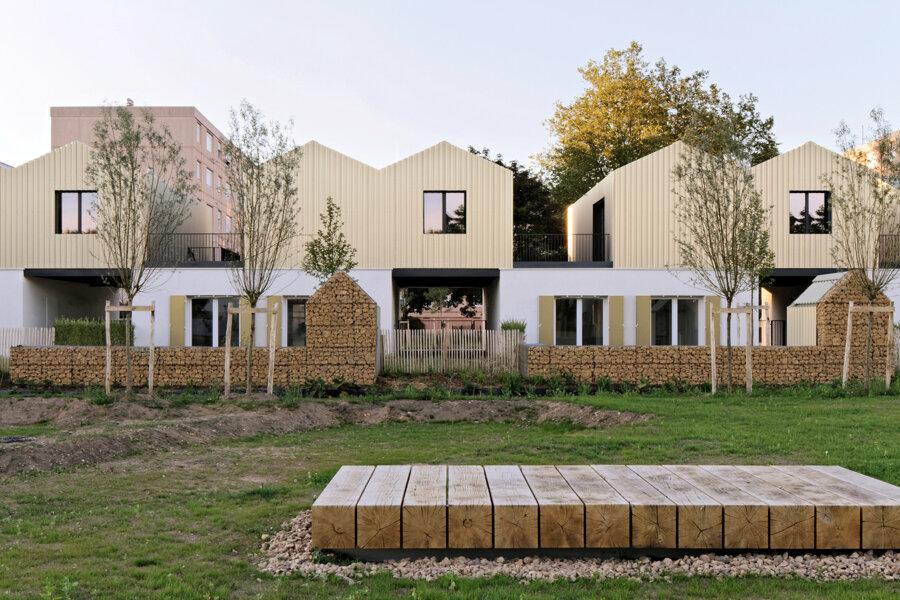 Projet Logements à Fourchambault réalisé par un architecte Archidvisor