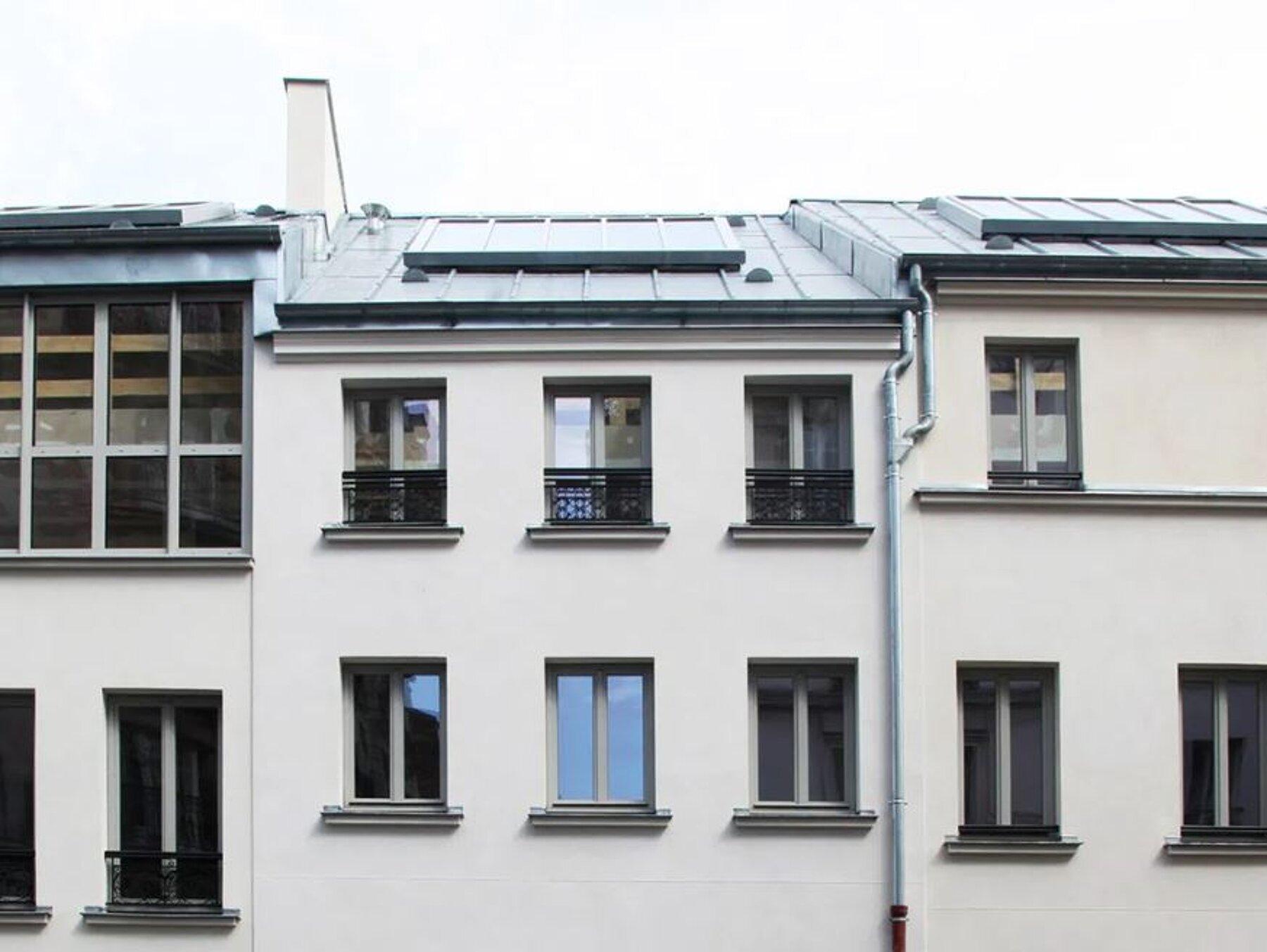 Surélévation - Logements collectifs par un architecte Archidvisor